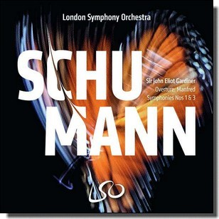 Overture: Manfred | Symphonies Nos. 1 & 3 [CD]