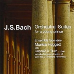 Orchestral Suites for a Young Prince [CD]