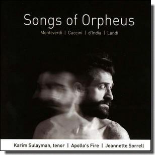 Songs of Orpheus [CD]
