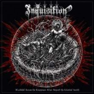 Bloodshed Across The Empyrean Altar Beyond The Celestial Zenith [CD]