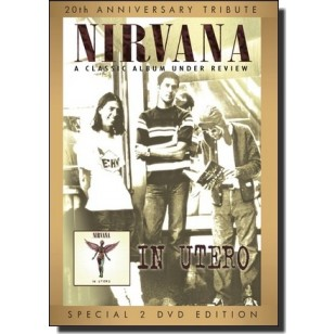 Nirvana: In Utero - A Classic Album Under Review [2DVD]