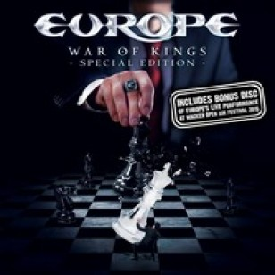 War of Kings [Special Edition] [CD+Blu-ray]