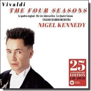 The Four Seasons [25th Anniversary Edition] [CD+DVD]
