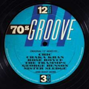 12 Inch Dance: 70s Groove [3CD]