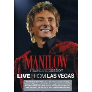 Music and Passion: Live from Las Vegas [2DVD]