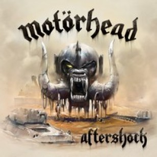 Aftershock [Limited Digipak] [CD]