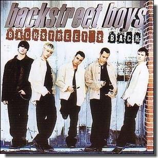 Backstreet's Back [CD]