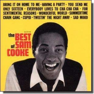 The Best of Sam Cooke [CD]