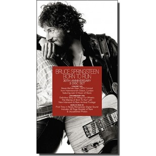 Born to Run [30th Anniversary Edition] [CD+2DVD]