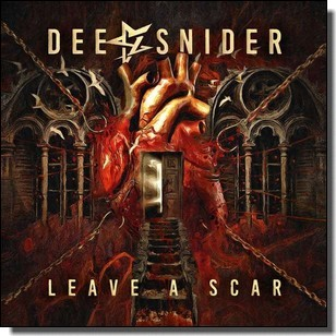 Leave A Scar [CD]
