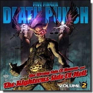 The Wrong Side of Heaven and the Righteous Side of Hell, Volume 2 [Deluxe Edition] [CD+DVD]