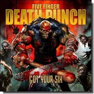 Got Your Six [CD]