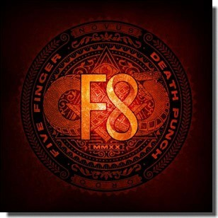 F8 [Digipak] [CD]