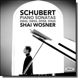 Piano Sonatas D845, D894, D958, D960 [2CD]