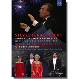 Songs of Love and Desire - New Year's Eve Concert 1998 [DVD]