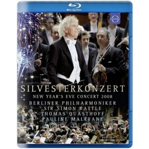 Silvesterkonzert - New Year's Eve Concert 2008 [Blu-ray]
