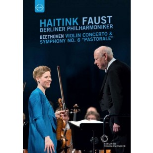 Violinkonzert op.61 [DVD]
