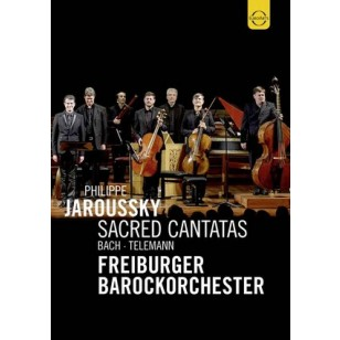 Sacred Cantatas [DVD]