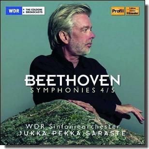 Symphonies 4 & 5 [CD]