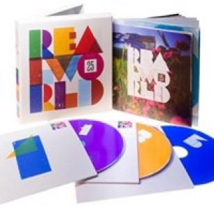 Real World 25 [3CD]