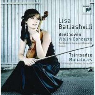 Violin Concerto Op. 61 [CD]
