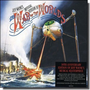 The War of the Worlds [2CD]