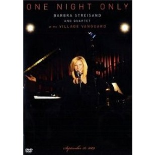 One Night Only [DVD]