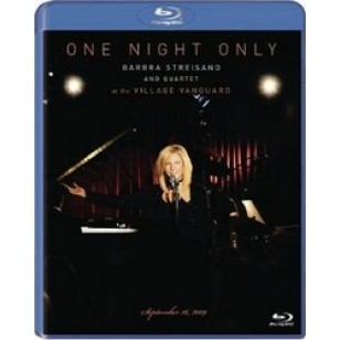 One Night Only [Blu-ray]