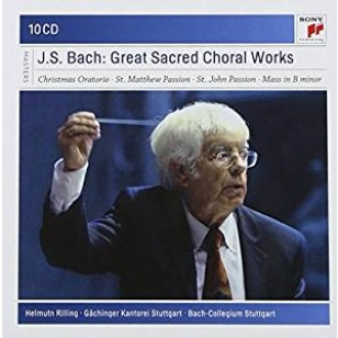 Great Sacred Choral Works [10CD]