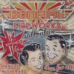Fireworks - Still Alive [CD]