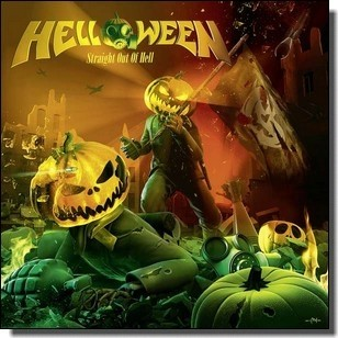 Straight Out of Hell [CD]