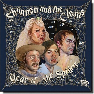 Year Of The Spider [CD]