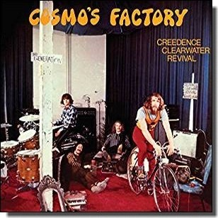 Cosmo's Factory [CD]