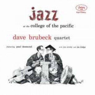 Jazz At the College of the Pacific [LP]