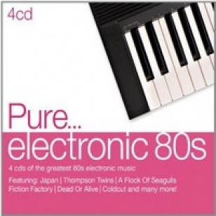 Pure... Electronic 80s [4CD]