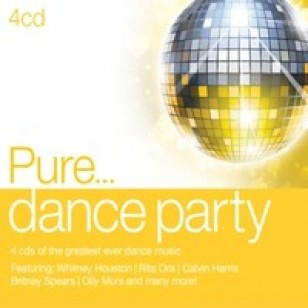 Pure... Dance Party [4CD]