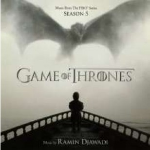 Game of Thrones: Season 5 [CD]