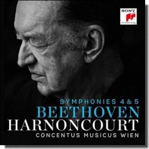 Symphonies No.4 & 5 [CD]