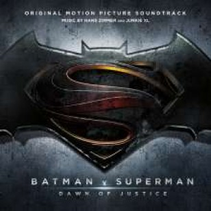 Batman v Superman: Dawn of Justice [CD]