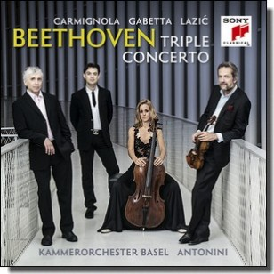 Triple Concerto [CD]