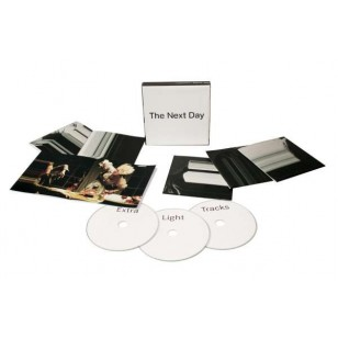 The Next Day [Limited Edition] [2CD+DVD]