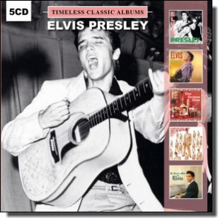 Timeless Classic Albums [5CD]