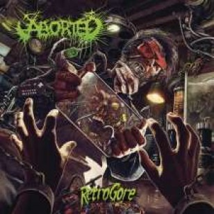 Retrogore [CD]