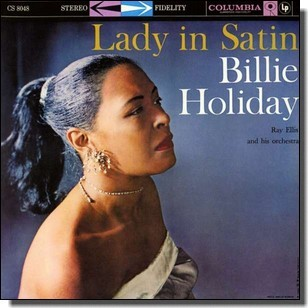 Lady In Satin [CD]