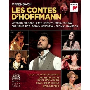 Les Contes D'Hoffmann [Blu-Ray]