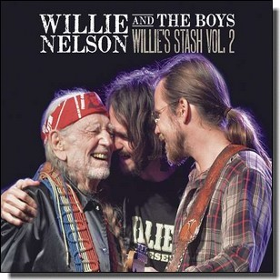 Willie And The Boys: Willie's Stash Vol. 2 [CD]