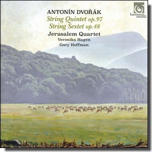 Streichquintett op. 97 [CD]