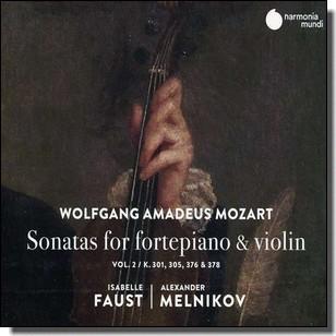 Sonatas for Fortepiano & Violin [CD]