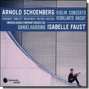 Violin Concerto Op. 36 [CD]