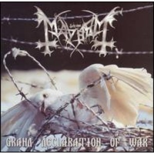 Grand Declaration of War [CD]
